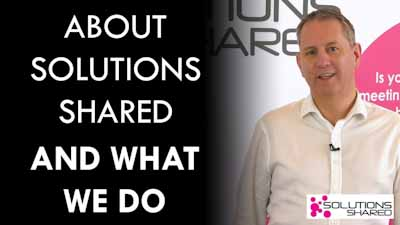 About Solutions Shared And What We Do
