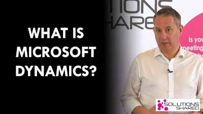 What is Microsoft Dynamics 365/CRM?